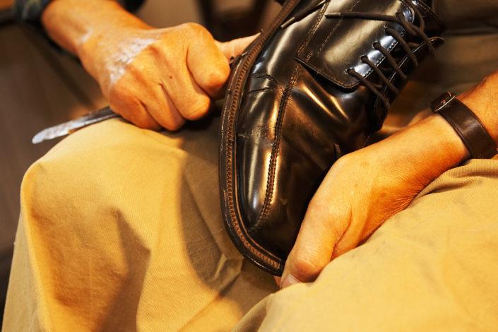orthopädischer Schuhmacher
